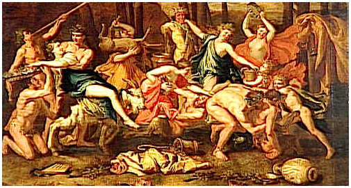 SATURNALIA 1723 Dicembre  romanoimperocom