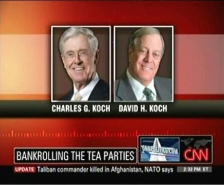 Koch party