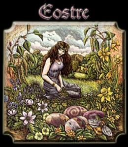 Eostre Goddess of Fertility