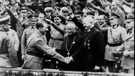 an analysis of adolf hitlers leadership during the war Adolf hitler quotes german - leader april 20 , 1889 - april 30 , 1945 the leader of genius must have the ability to make different opponents appear as if they belonged to one category.