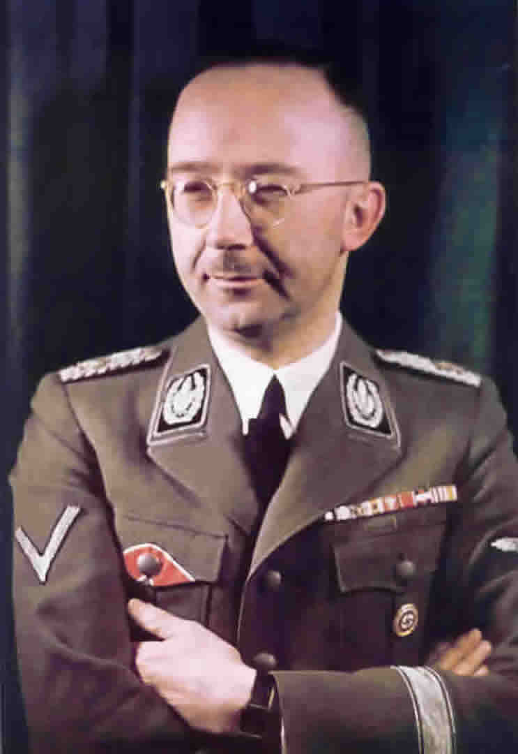 the life of heinrich himmler But the personal life of heinrich himmler, the creepy head of the ss who committed suicide at the end of the second world war, has always been shrouded in mystery until now.