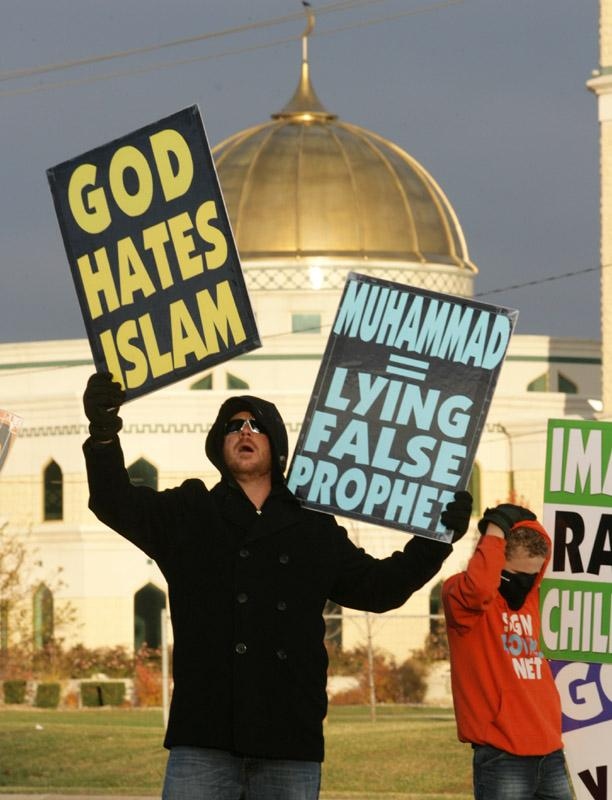 westboro muslim personals The young woman whose family founded the westboro baptist church has said twitter helped her to leave the  dating follow  as a muslim and a .