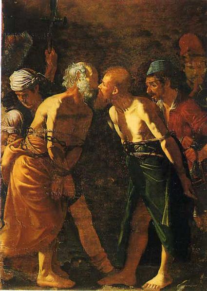 how did judas meet jesus