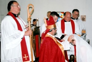 Some bishops ordain women as priests.