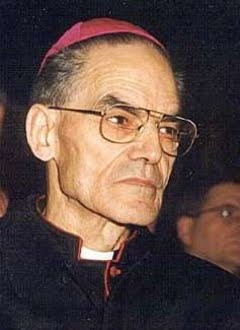 Bishop Giacomo Babini