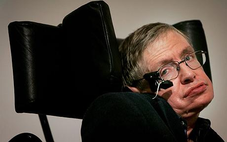 Stephen Hawking (Getty Image)