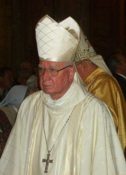 Jorge Arturo Augustin Cardinal Medina Estévez Prefect Emeritus of the Congregation for Divine Worship and the Discipline of the Sacraments Cardinal-Priest of S. Saba