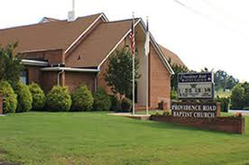Providence Road Baptist Church, Maiden, North Carolina
