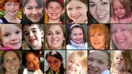 Mike Huckabee said that 20 bright first graders were gunned down on Dec 14 at Sandy Hook Elementary School in Newton CT as god's punishment (2012)