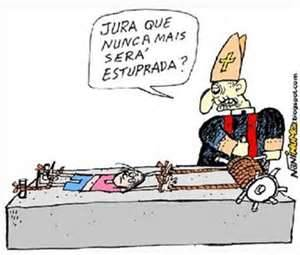 Dom José Cardoso Sobrinho cartoon