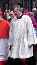 John Bonny bishop of Antwerp, Belgium