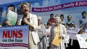 Nuns on the bus (USA)