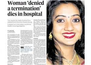 Savita denied abortion