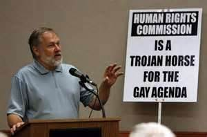 Scott Lively, Abiding Truth Ministeries (CA), author of Uganda's Kill the Gays bill, and mass hysteria