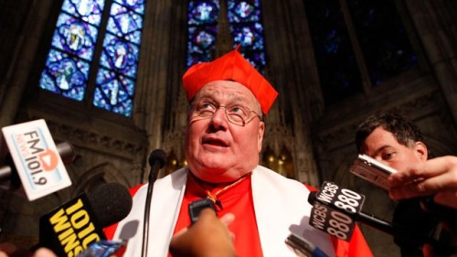 Timothy cardinal Dolan (New York City) pedophile cover-up in Milwaukee and NYC