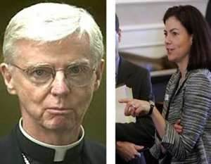 Bishop John McCormack (Manchester) and NH Attorney General pressing charges
