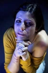 Domestic abuse of women a growing problem in Italy.