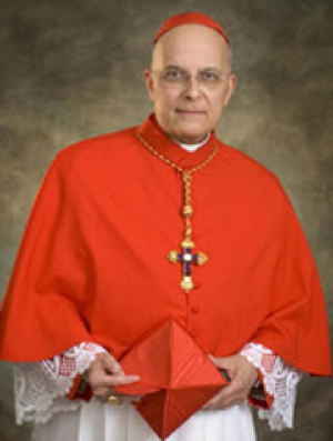 Francis cardinal George (Chicago, 2012)