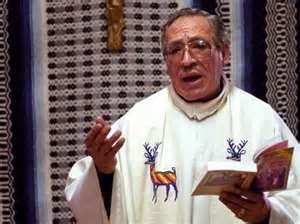 Father Francisco Xavier Ochoa-Perez ministered to Latino Catholics in Sonoma County (2000-2006).