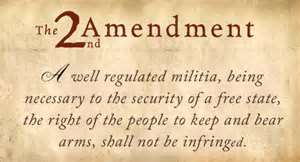 Second Amendment to Constitution of the USA.