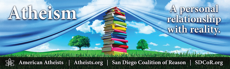 Atheism in San Diego, California (2013)