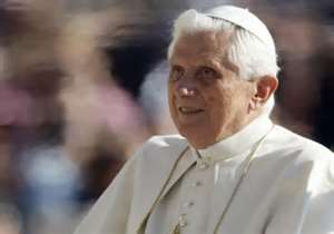 Benedict XVI (resigned papacy February 18, 2013)